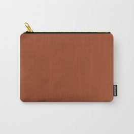 PANTONE 18-1340 Potter's Clay Carry-All Pouch