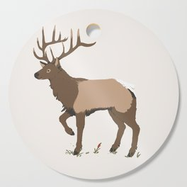 Elk Cutting Board