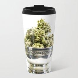 Irish Chalice of Green Travel Mug