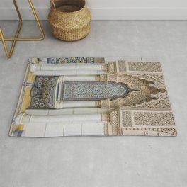 Moroccan Fountain Rug