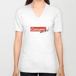 Consume & Die Unisex V-Neck