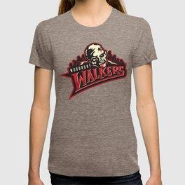 WoodBury Walkers red T-shirt