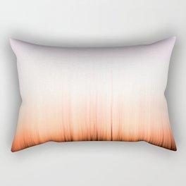 Sunset Flames Rectangular Pillow