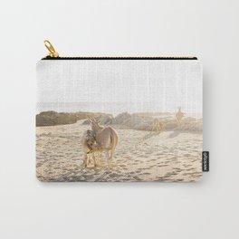 Baja donkeys Carry-All Pouch