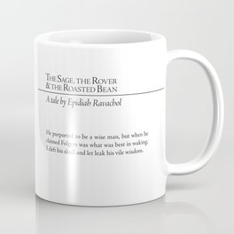 The Sage, the Rover & the Roasted Bean Coffee Mug