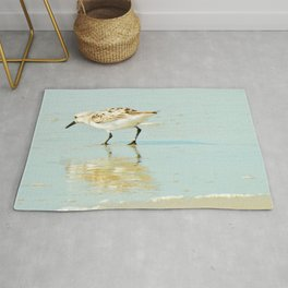 A Day at the Beach Rug