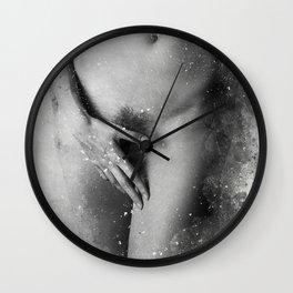 Naked Venus Wall Clock