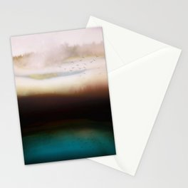 Winters Dusk Stationery Cards