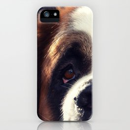 Happiness is My Dog iPhone Case