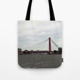 Rotterdam Retro Tote Bag