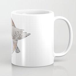 Big Bird Bertha Coffee Mug