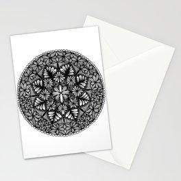 Mandala-8 Point Stationery Cards