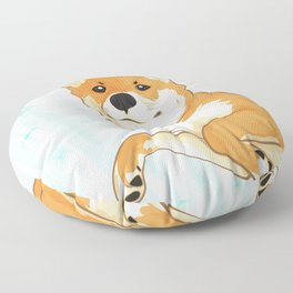 I am not a fox! Floor Pillow