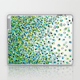 Gathering Dots Laptop & iPad Skin