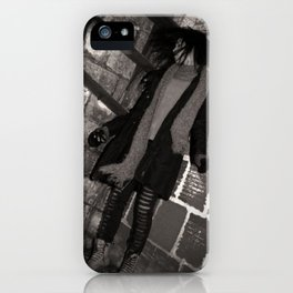 turning point iPhone Case
