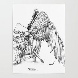 ArchAngel Warrior Poster