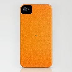 Juicy Orange iPhone (4, 4s) Slim Case