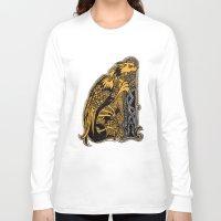 celtic Long Sleeve T-shirts featuring celtic by Julia Menshikova