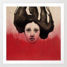 #44 Hang Art Print