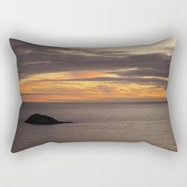 Muriwai Sunset Rectangular Pillow