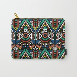 Geometric Power Carry-All Pouch
