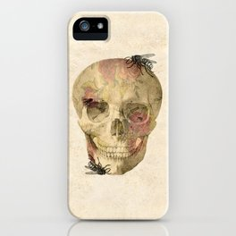 Grin and bear it  iPhone Case