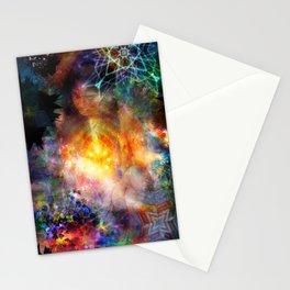 Extra Sensory Perceptions Stationery Cards