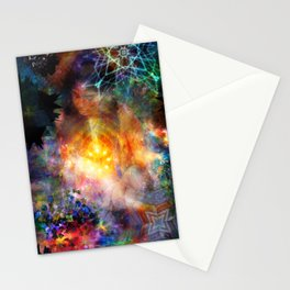 Extra Sensory Perceptions Stationery Cards