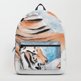 Tiger Play Backpack