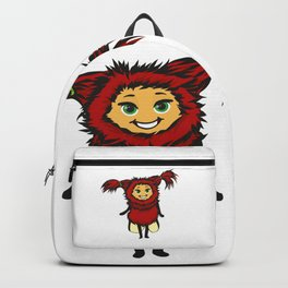Little bumblebee Kira Backpack