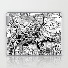Destroyer Laptop & iPad Skin