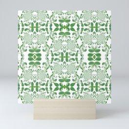 Magical greenery Mini Art Print