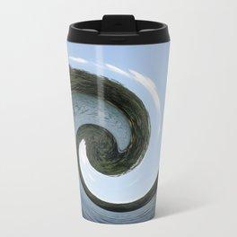The Wave Travel Mug
