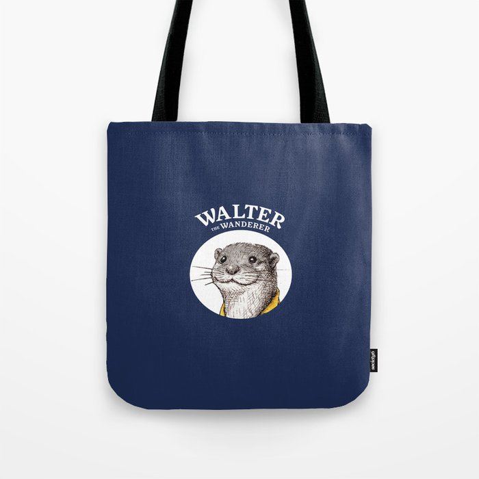 Walter The Wanderer Tote Bag