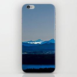Pacific Northwest Cascade View iPhone Skin