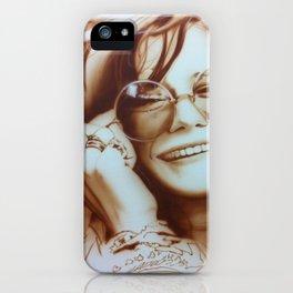 'Janis' iPhone Case