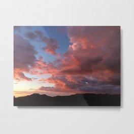 Marin Sunset Metal Print