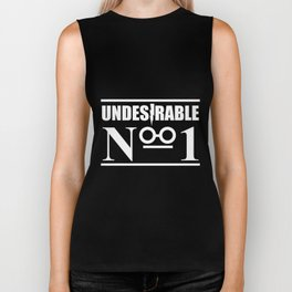 HP Undesirable No. 1 Biker Tank
