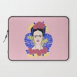 Tribute to Frida #1 Laptop Sleeve