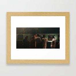 The Underworld Framed Art Print