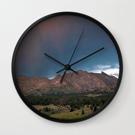 Wind River Range 1970s, Box 3, slide 19 Wall Clock