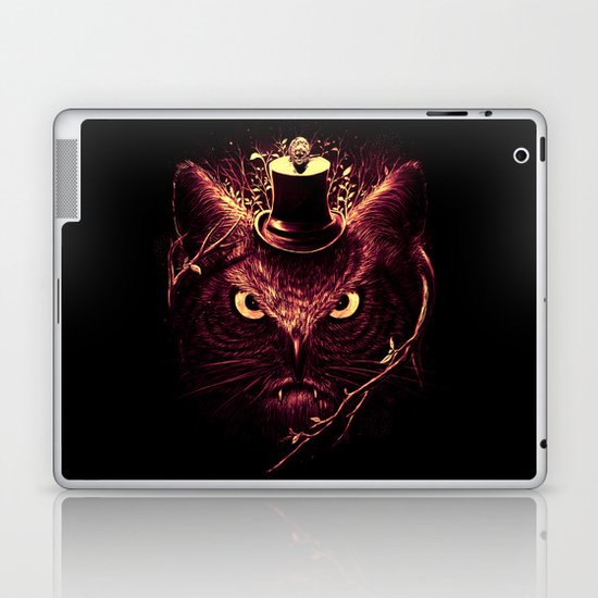 Meowl Laptop & iPad Skin