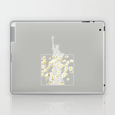 Give Me Liberty or Give Me Daisies Laptop & iPad Skin