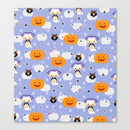 My cute Halloween II Canvas Print