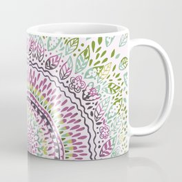 Intricate Spring Coffee Mug