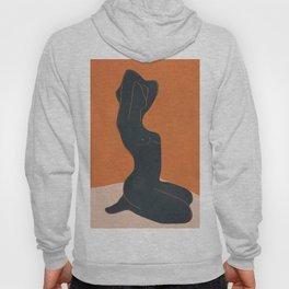 Abstract Nude IV Hoody