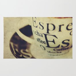 Espress-Yourself! Rug