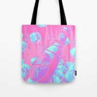 beer Tote Bags featuring Beer by Catus