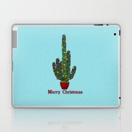 Southwest Christmas Tree Laptop & iPad Skin