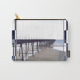 Victorian Bridge - check graphic Carry-All Pouch
